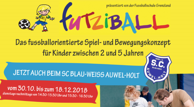 Futziball – Winterblock vom 30.10 – 18.12.2018 –